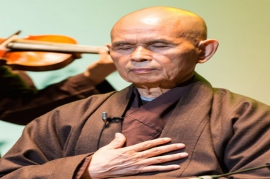 An Update on Thay's (Thich Nhat Hanh) Health: 3rd January