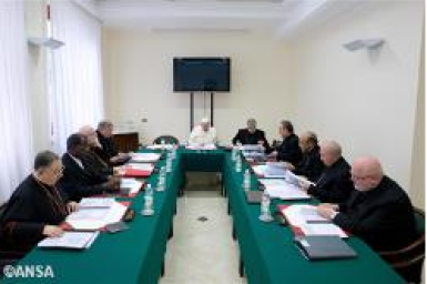 Third meeting for Council of Cardinals