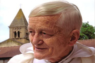 Pope Francis remembers Brother Roger of Taizé