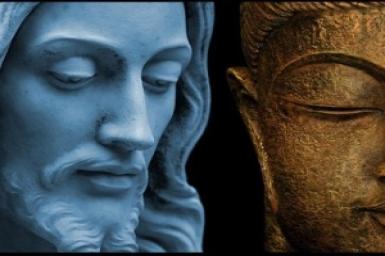 Buddha`s Thirst and Christ`s Water