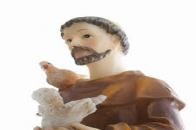 Saint Francis of Assisi (Oct. 4th)
