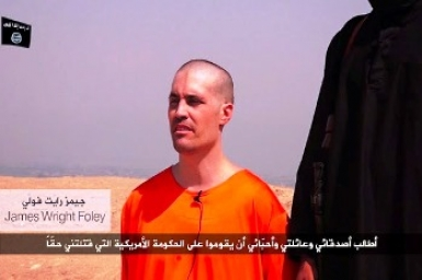 Pope Francis calls the parents of Journalist James Foley