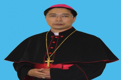 Ordained with a papal mandate, Fr Joseph Zhang Yinlin becomes the new coadjutor bishop of Anyang (Henan)