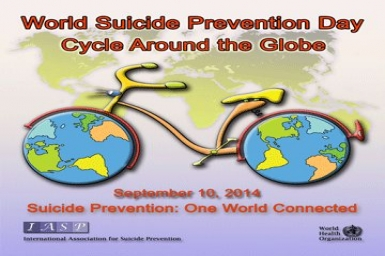 World Suicide Prevention Day (September 10)