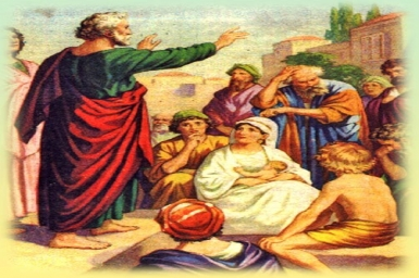 ``He summoned the Twelve and began to send them out...`` : Gospel by pictures of Sunday XV in Ordinary Time (15.7.2012)