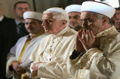 Francis and Benedict XVI