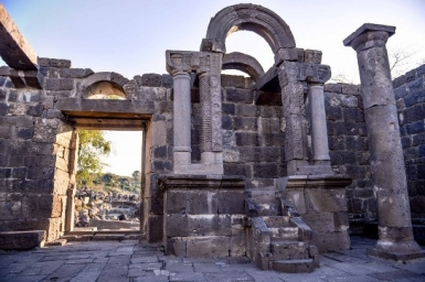 Discovering Jewish History on the Golan Heights