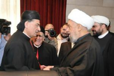Pope Francis`s message to Islamic-Christian Prayer Meeting in Lebanon