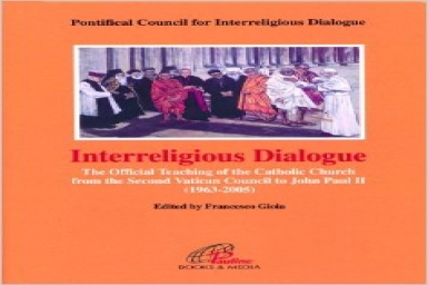 Interreligious dialogue in the teaching of the Catholic Church