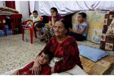 Iraq: Caritas Intl President appeals for end to atrocities