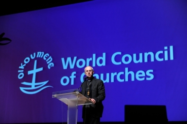 Archbishop of Canterbury: Jesus, friendships are common for Church unity