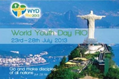 World Youth Day mission from Madrid to Rio