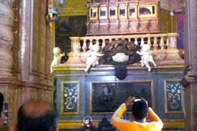 Millions expected to venerate remains of Saint Francis Xavier