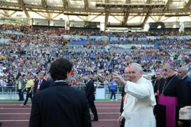 Pope Francis opens 37th National Convocation of the `Renewal in the Spirit`