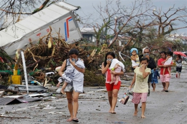 Philippines, PIME superior: Situation after passage of Haiyan increasingly serious
