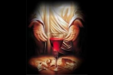 if you do not eat the flesh of the Son of Man and drink his blood, you have no life in you: Friday 3rd of Easter