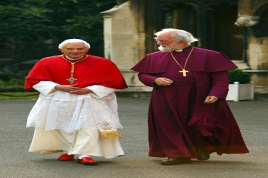 Benedict XVI`s role in ecumenism (Part 2)
