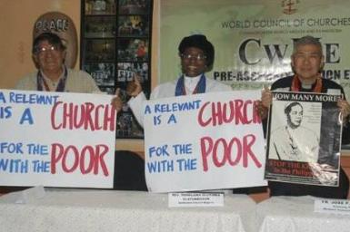 World church leader gathering begins