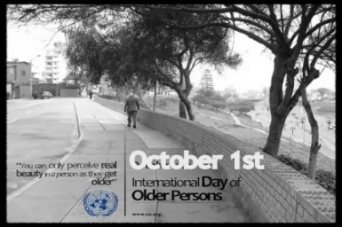 UN International Day of Older Persons: `Leave No One Behind`
