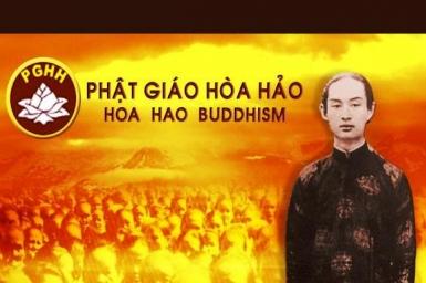 Hoa Hao Buddhism: Prophet HUYNH PHU SO