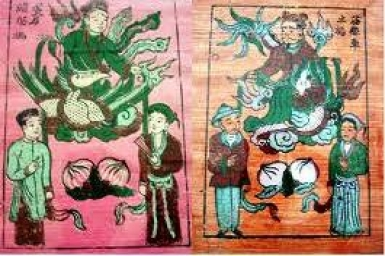 Vietnamese Folk Literature Reflecting the Viets' Synthetic Belief (1)