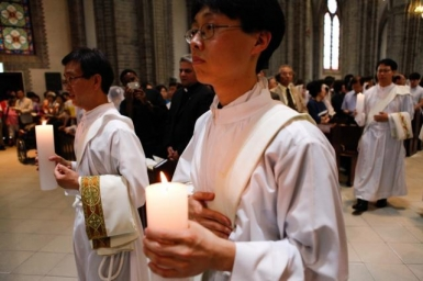 "Korean Church: Without a ""culture of life"" the country will wither away"