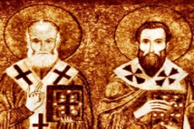 St. Basil and St. Gregorian Nazianen (January 2)