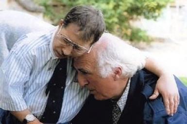 L'Arche founder Jean Vanier adresses Gregorian University