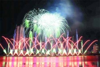 Fireworks to light up Han River skies