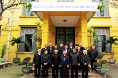 Holy See and Vietnam begin third round of talks
