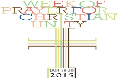 Resources for The Week of Prayer for Christian Unity and throughout the year 2015 (1)