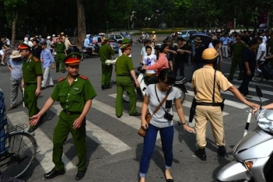 Vietnam Church asked to protect Taiwanese citizens