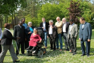 Towards full participation of people with disabilities in churches