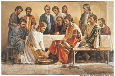 """""""Whoever wants to be more important in your group shall make himself your servant"""""""