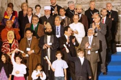 The Power of Prayer in History - Peace Meeting Roma 2013