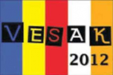 Vesak Day 2012