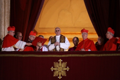 Biography: who is JORGE MARIO BERGOGLIO?