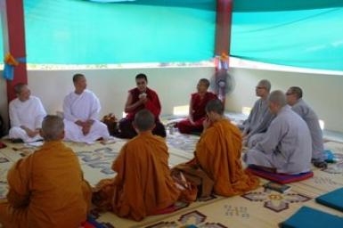 Outstanding Women in World Buddhism