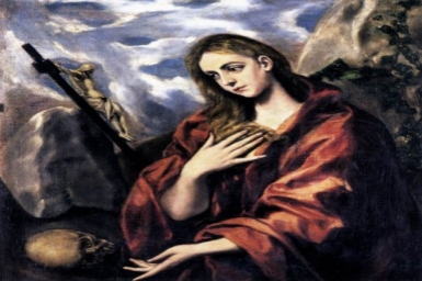 Saint Mary Magdalene (22nd July)