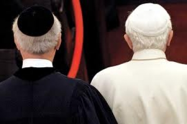 Pope Benedict on the Question of Judaism