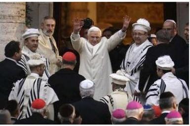 Benoît XVI et le dialogue interreligieux