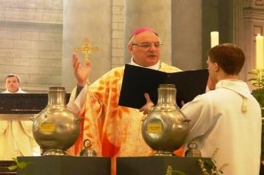 Qu'est-ce que la messe chrismale?