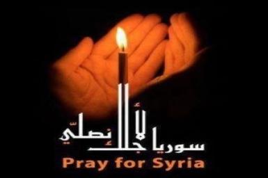 A prayer for Syria
