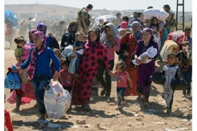 Pope Francis` message for World Day of Migrants and Refugees: `A Church without frontiers, mother to all`