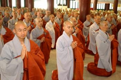 South Korea Jogye Buddhist monks launch reforms