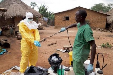 Lutheran Church in Sierra Leone Helps to Contain Ebola