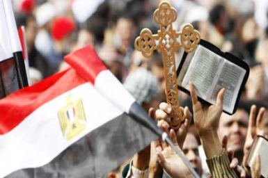 Young Muslim: We can only rebuild Egypt together with Christians