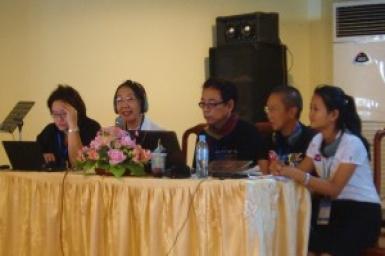 Child rights in the agenda ASEAN civil society conference