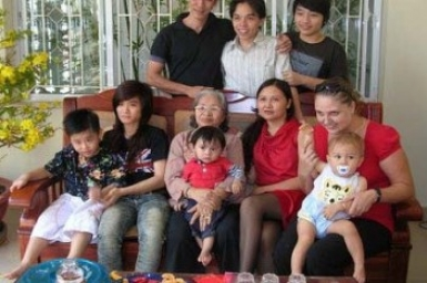 No family fuss in Vietnam