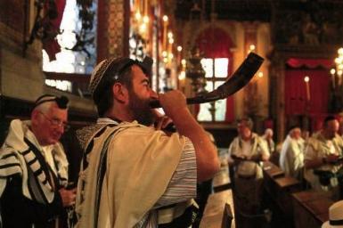 Rosh Hashana, la nouvelle année juive